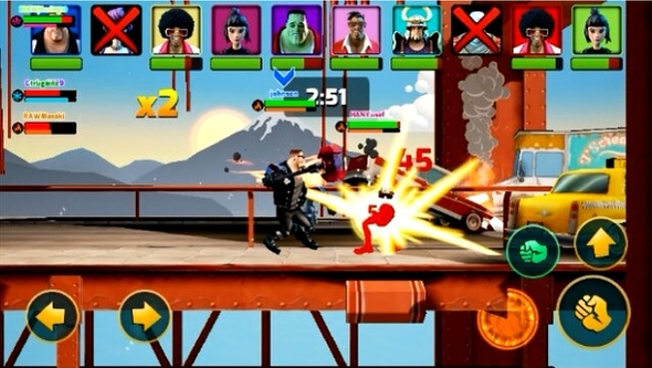 Mayhem Combat9