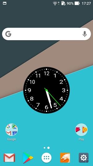 Simple アナログ時計7
