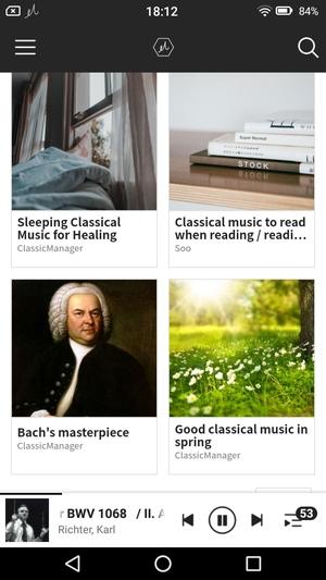 クラシック音楽アプリ1