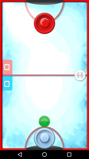 エアホッケーアプリ2