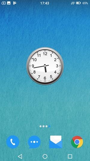 アナログ時計アプリ5