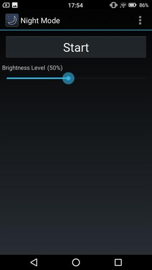 画面を暗くするアプリ5