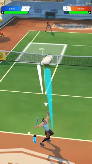 プロテニス対戦4