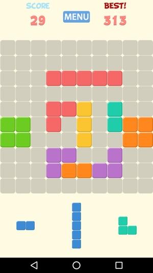1010ブロックパズルゲームアプリ4