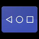 Androidホームボタンアプリ