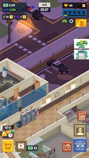 Idle Police Tycoon1