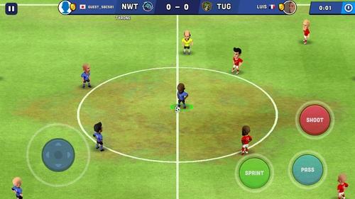 Mini Football1