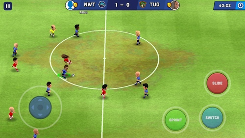 Mini Football3