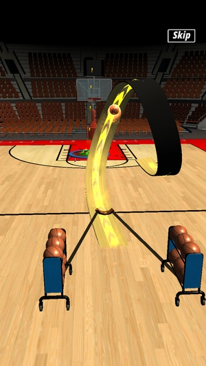 Slingshot Basketball!5