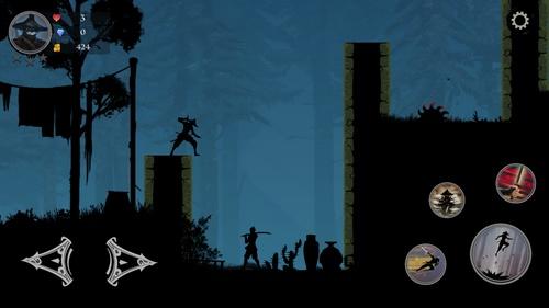Ninja Arashi 2 1