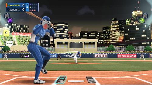 Baseball Clash2