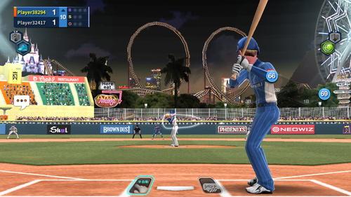 Baseball Clash1