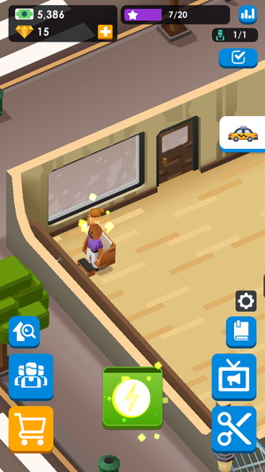 Idle Barber Shop Tycoon2