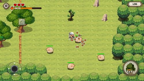 勇者の農園サバイバル3