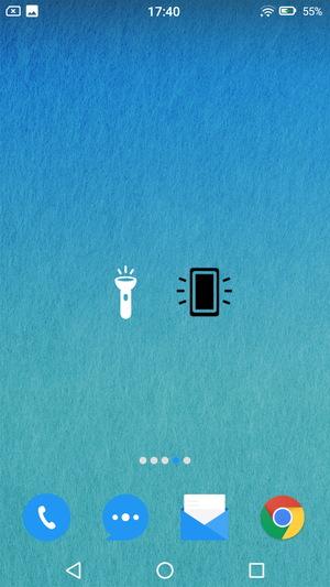 シンプルな懐中電灯6